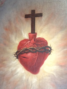 detail_of_sacred_heart_in_baroque_oil_painting_-_museo_nacional_del_virreinato_-_tepotzotlan_-_mexico