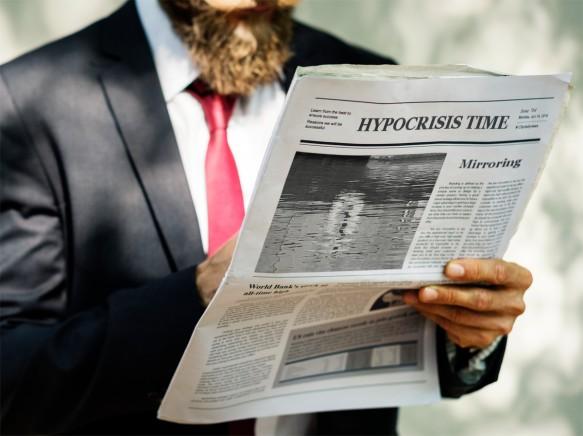 Hipocrisis Time